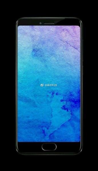 Появилось первое изображение смартфона Meizu Pro 7