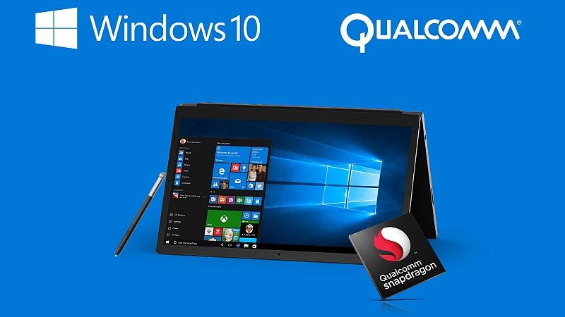 ARM-ноутбуки с Windows 10 появятся в конце года
