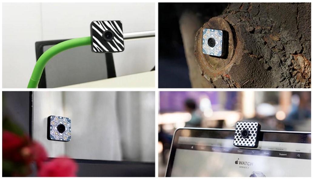 Foxshot - миниатюрная влагозащищенная камера, записывающая в формате 1080P (3)