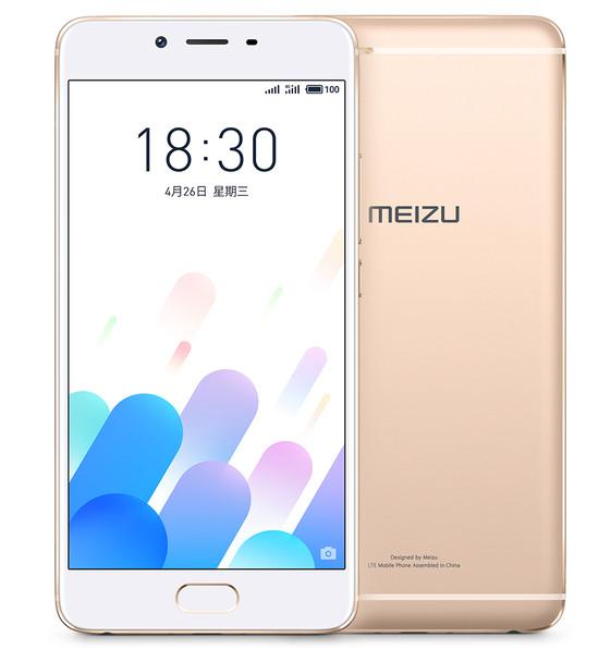 Meizu E2: теперь точно похож на iPhone