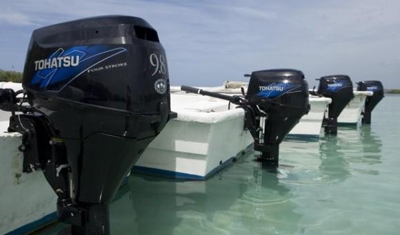 outboard boat motors tohatsu
