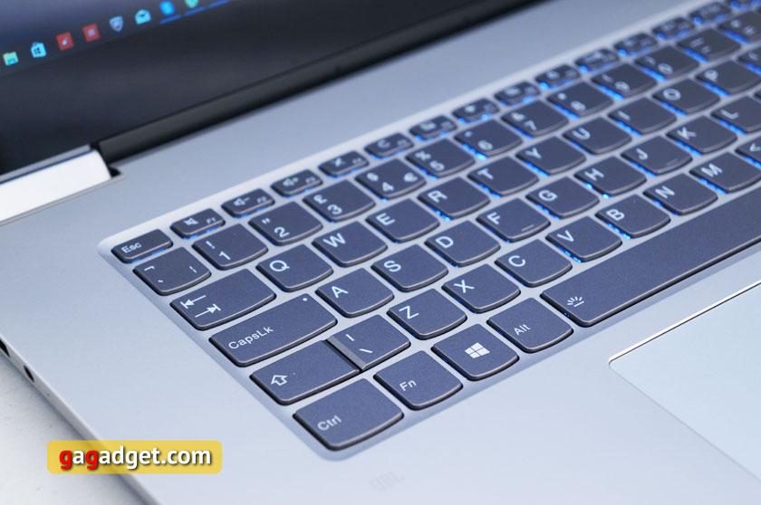 Обзор ноутбука-трансформера Lenovo YOGA 720-15 с GeForce GTX 1050-19