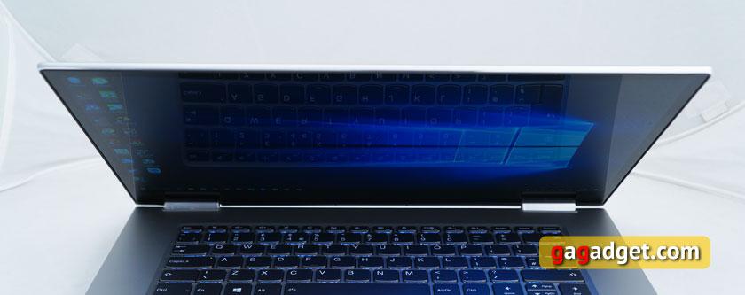Обзор ноутбука-трансформера Lenovo YOGA 720-15 с GeForce GTX 1050-21