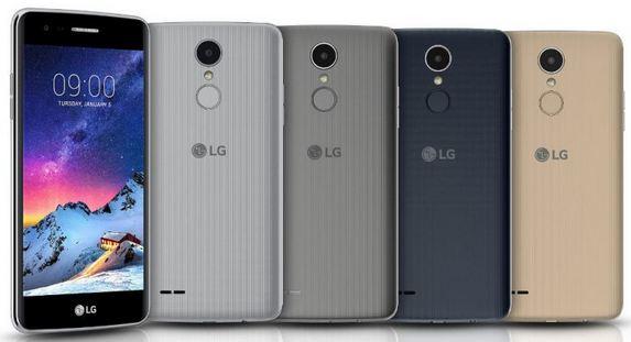 LG K8 2017 main2