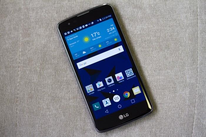 LG K8 2017 OS