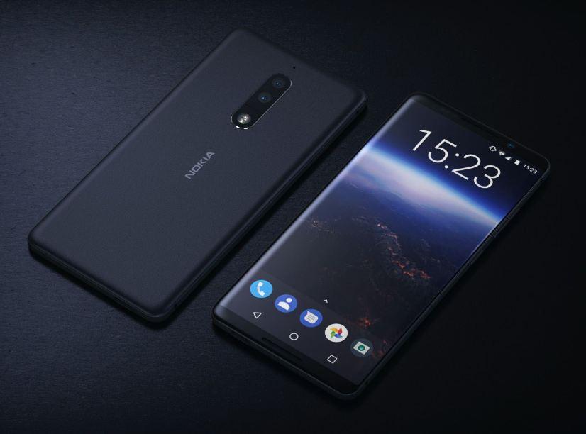 Из концепта безрамочной Nokia 9 сделали детальную видеопрезентацию