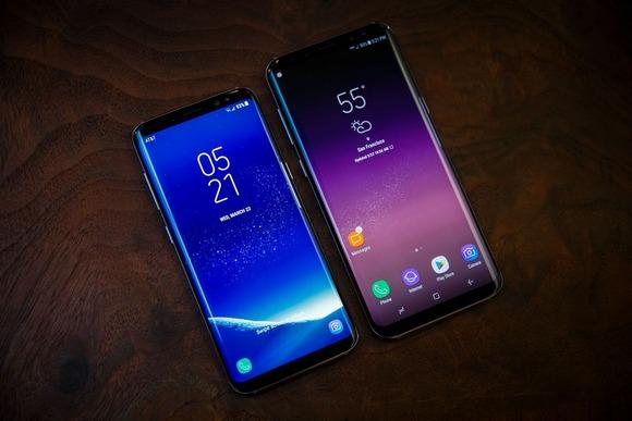 Новые Samsung Galaxy S8-дизайн