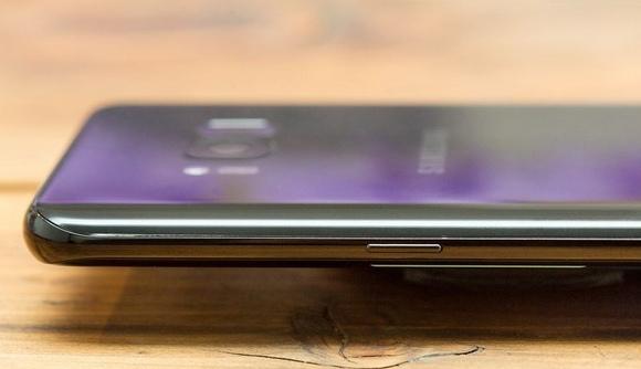 Samsung Galaxy S8-механические кнопки
