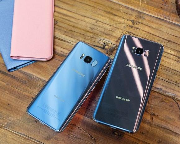 Samsung Galaxy S8 Plus-расцветки