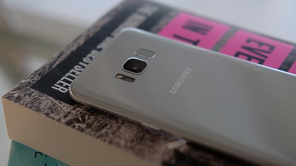 Новинки Samsung Galaxy S8-задняя панель