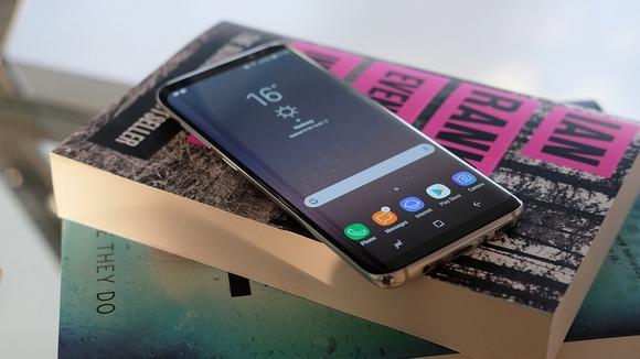 Новинки Samsung Galaxy S8-закругленный экран