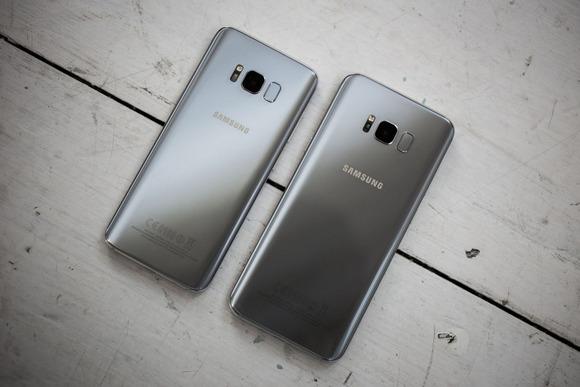 Новые Samsung Galaxy S8-дизайн задняя панель