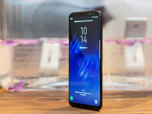 Samsung Galaxy S8-влагозащищенность