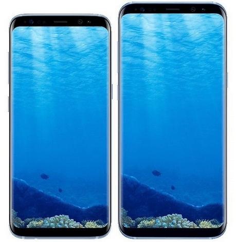 Samsung Galaxy S8 и S8 Plus-Infinity Display