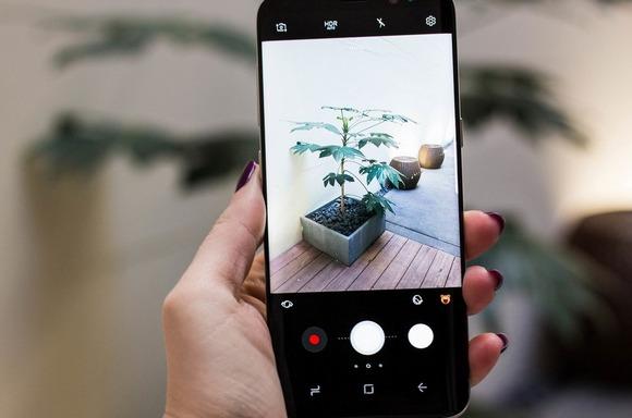 Новинки Samsung Galaxy S8-фотосъемка
