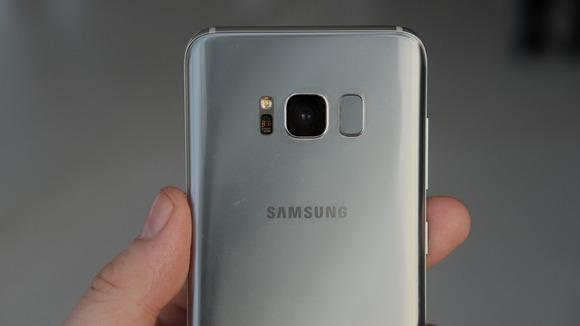 Samsung Galaxy S8 Plus-задняя крышка смартфона