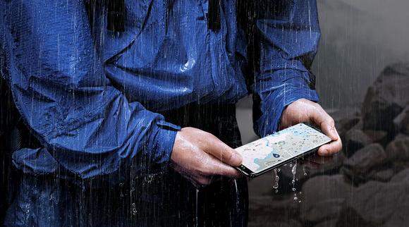 Samsung Galaxy S8 и модель Plus-защита от пыли и воды