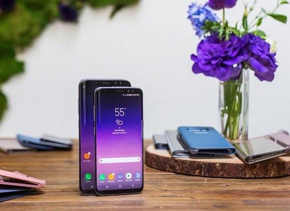 Samsung Galaxy S8 и S8 Plus-имиджевая картинка