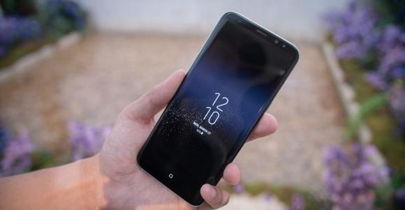 Новинки Samsung Galaxy S8-экран фото 4