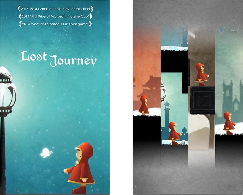 Топ-10 приложений для iOS и Android (27 марта - 2 апреля) - Lost Journey (1)