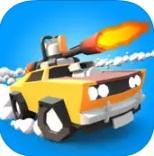 Топ-10 приложений для iOS и Android (27 марта - 2 апреля) - Crash of Cars Logo