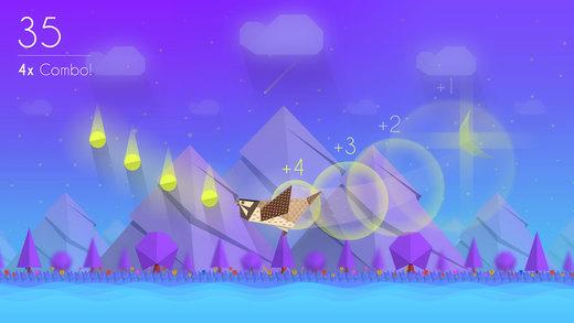 Топ-10 приложений для iOS и Android (27 марта - 2 апреля) - Paper Wings