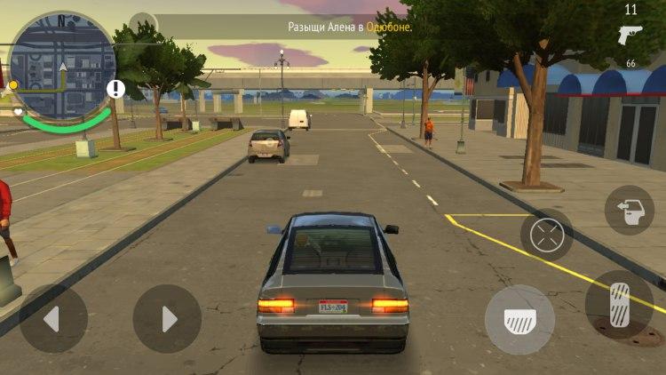 Топ-10 приложений для iOS и Android (27 марта - 2 апреля) - Gangstar. Новый Орлеан