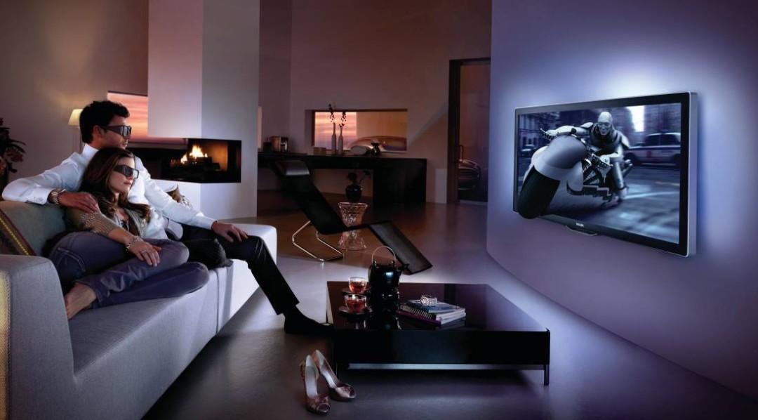 Выбираем телевизор или Как не попасть на маркетинговую «удочку» - Телевизор с 3D