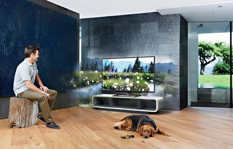 Выбираем телевизор или Как не попасть на маркетинговую «удочку» - AMOLED-телевизор