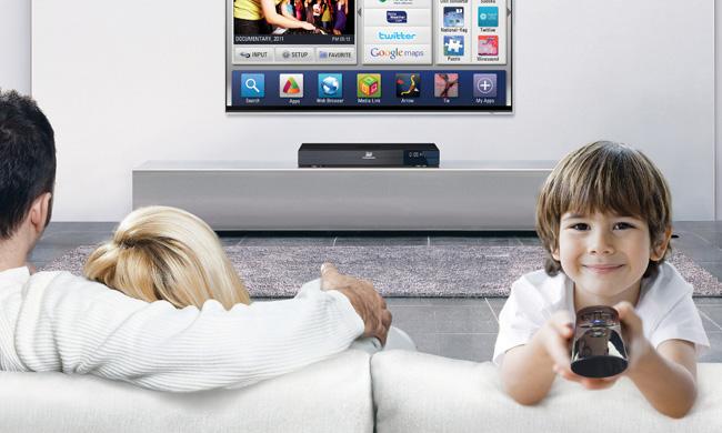 Выбираем телевизор или Как не попасть на маркетинговую «удочку» - Пульт для Smart TV