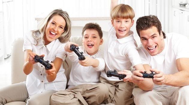 Выбираем телевизор или Как не попасть на маркетинговую «удочку» - Семья за Play Station
