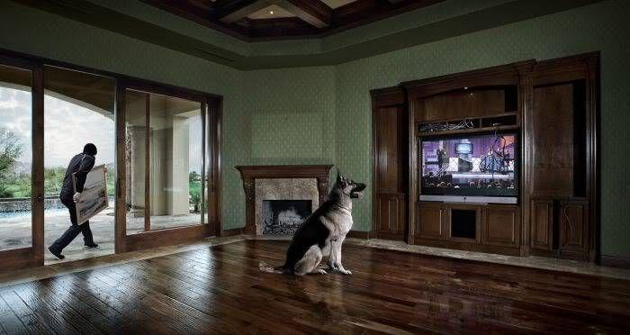 Выбираем телевизор или Как не попасть на маркетинговую «удочку» - Телевизор в стенке