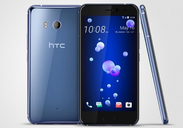 HTC официально представила флагманский смартфон U11 с технологией Edge Sense – фото 2
