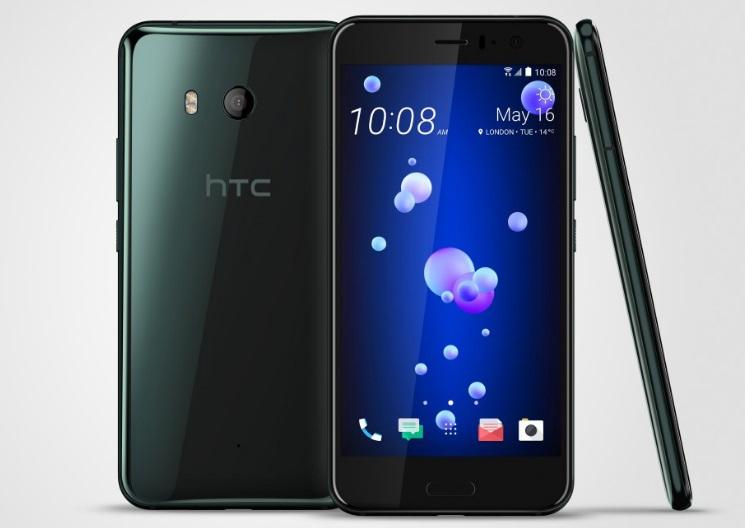 HTC официально представила флагманский смартфон U11 с технологией Edge Sense – фото 3