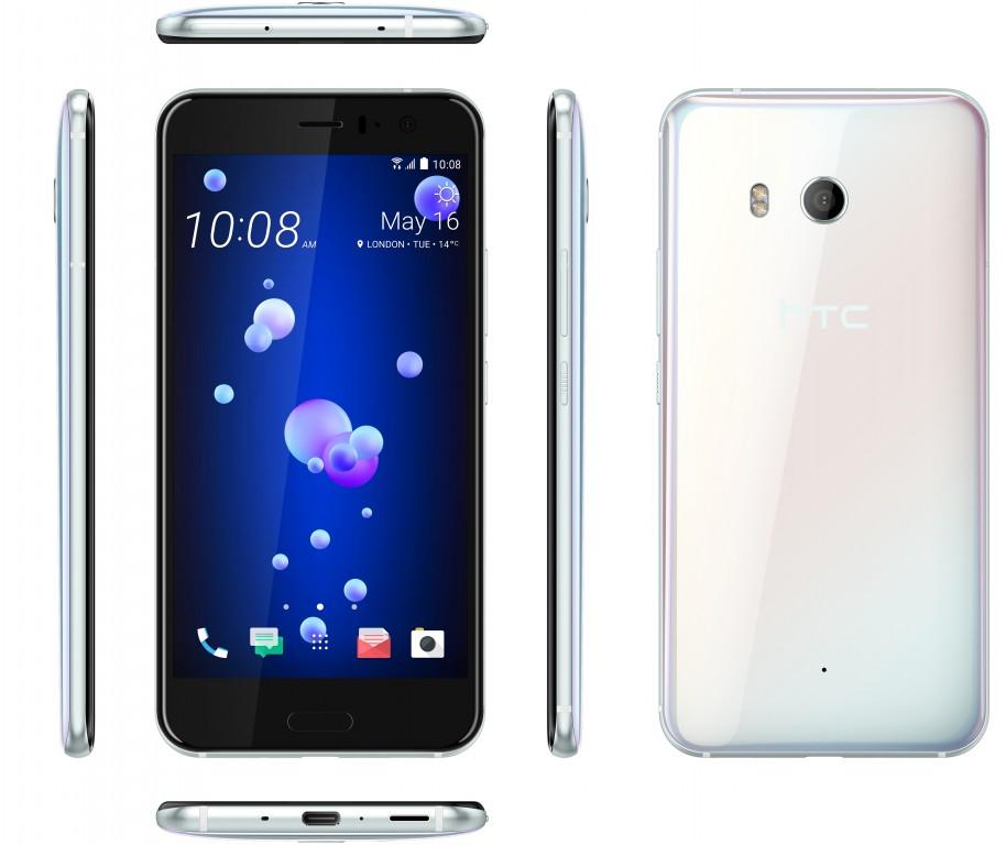 HTC официально представила флагманский смартфон U11 с технологией Edge Sense – фото 4