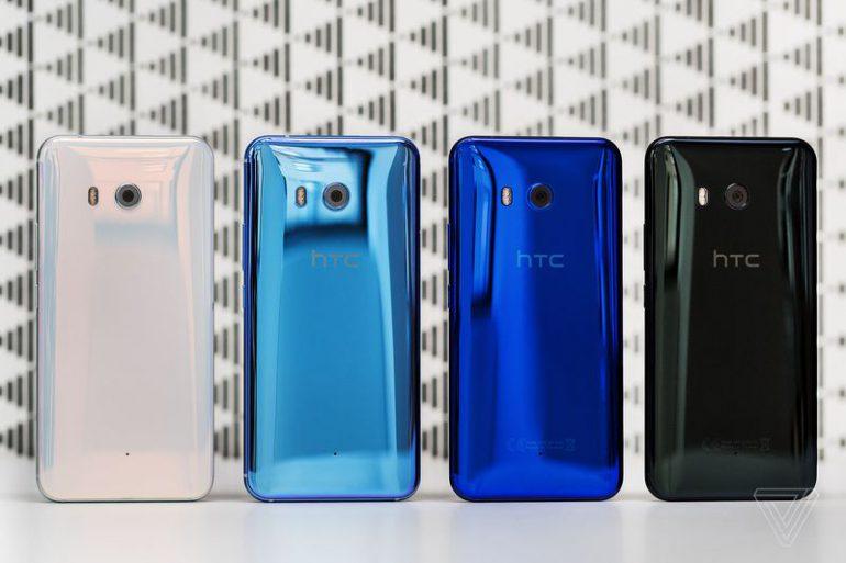 HTC официально представила флагманский смартфон U11 с технологией Edge Sense – фото 6