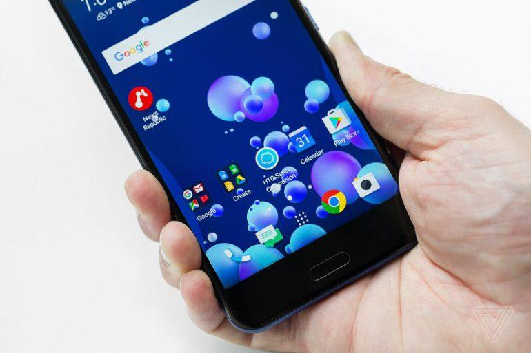 HTC официально представила флагманский смартфон U11 с технологией Edge Sense – фото 7
