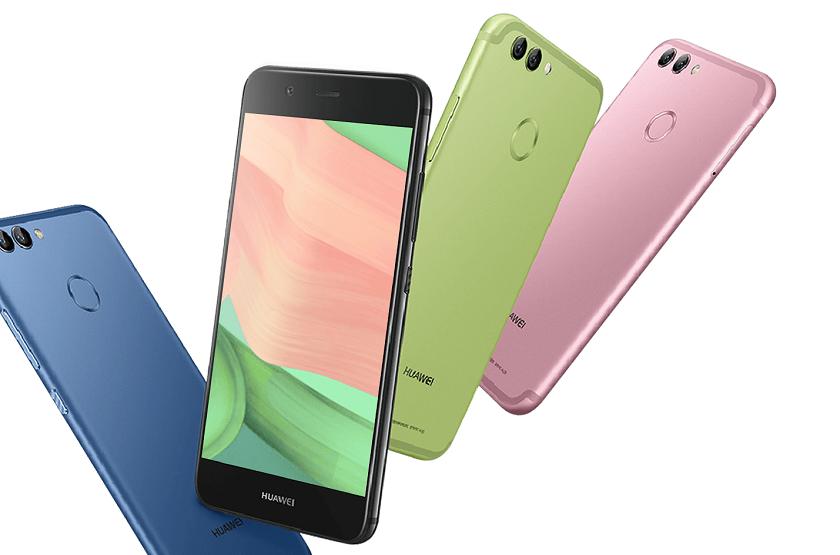 Huawei выпустила Nova 2 и Nova 2 Plus: металлические новинки для любителей фото и музыки