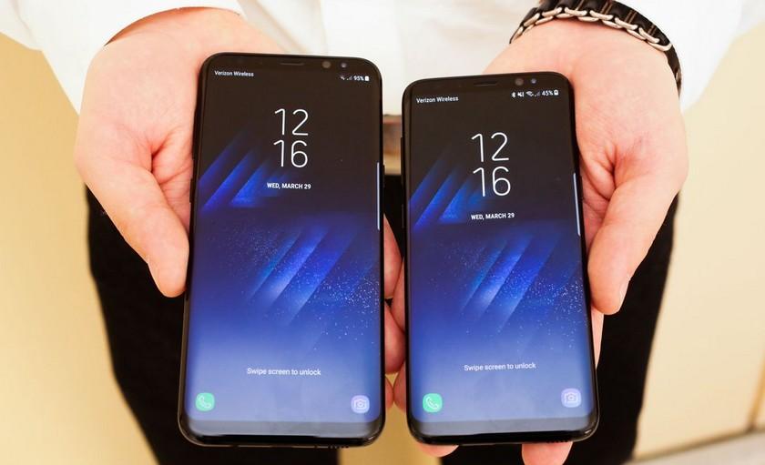 В Южной Корее Samsung Galaxy S8 подешевел до $180