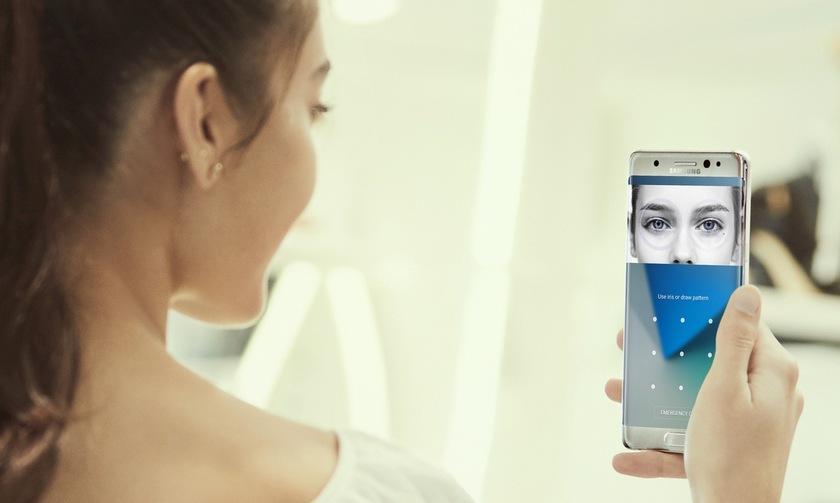 Сканер радужки Samsung Galaxy S8 можно легко обмануть (на самом деле нет)
