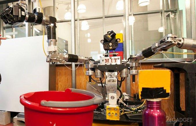 MIT учит роботов обмениваться опытом между собой (видео)
