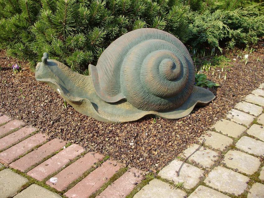 Скульптуры из натурального камня