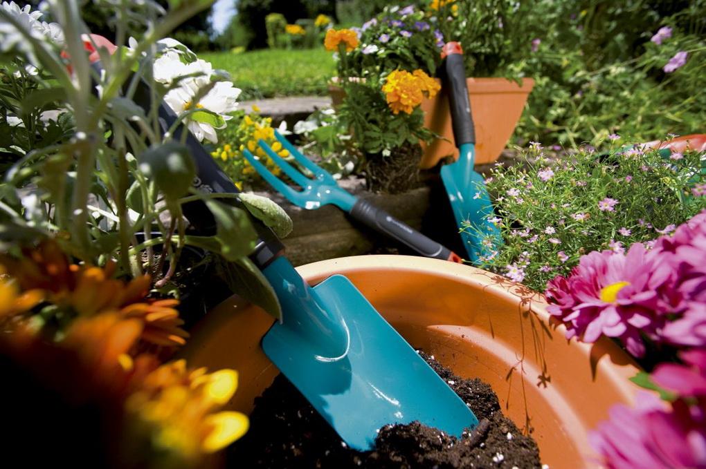 Уход за садом-необходимый инвентарь