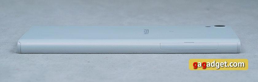 Обзор Sony Xperia L1: 5.5-дюймовый бюджетник с MediaTek-8