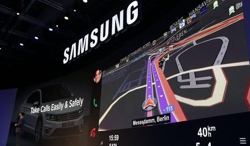 Samsung разрешили тестировать беспилотные автомобили