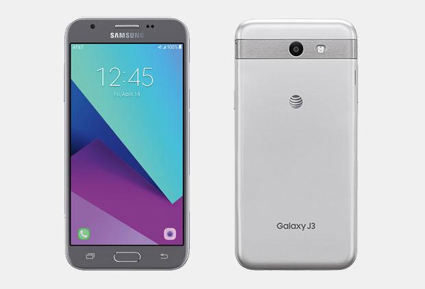 Samsung представила новый смартфон Galaxy J3 - фото 1