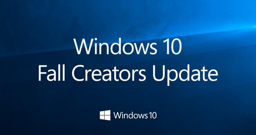 Что принесет осеннее обновление Windows 10 Fall Creators Update