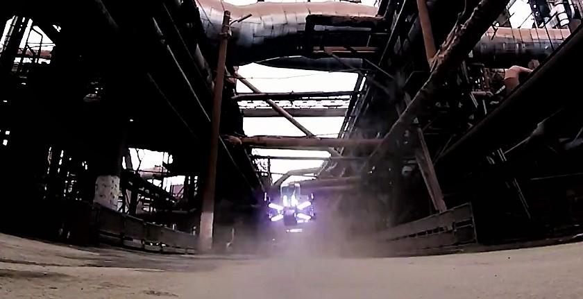 Первый этап Кубка Украины по дрон-рейсингу пройдет на металлургическом комбинате «Запорожсталь»