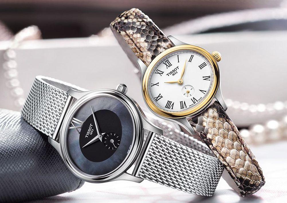 История часового бренда Tissot сделано в Швейцарии – Женские часы