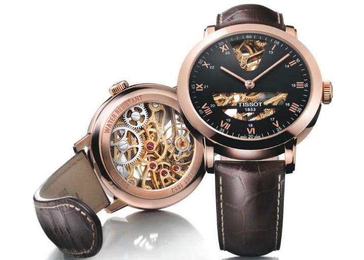 История часового бренда Tissot сделано в Швейцарии – Tissot часы
